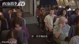 飞机上xxx,我只知道最后两个乘客的表情亮了