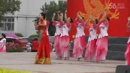 第十届中原艺术节女生独唱牧羊曲