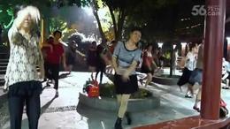 广场舞《达古冰山》(莲子习舞)dvd