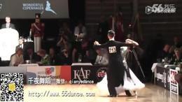 2015体育舞蹈欧锦赛-华尔兹