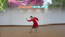 颖颖(咖啡)广场舞 147岩缝里盛开的花 编舞:応子