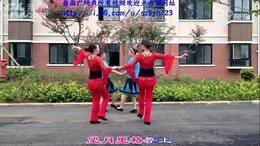 俞函广场舞 双人舞《十送红军》对跳十四步 附慢速分解 歌词