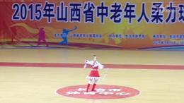 晋城申云霞《多彩的哈达》