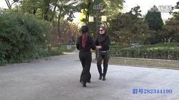北京水兵舞教学第一套第4个花西班牙臂转