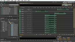 AU CC教程6.1 多轨混音的创建和预览