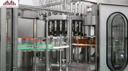 全自动功能饮料灌装机生产线