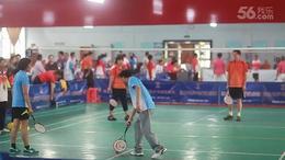 2015年第十四届全国老年人柔力球竞技比赛决3、4名 混双 宁波  湖...