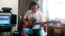 电吉他 加勒比海盗