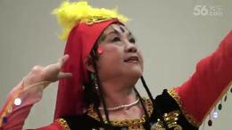 00041海宁老教工文艺会演新疆舞 达板城的姑娘