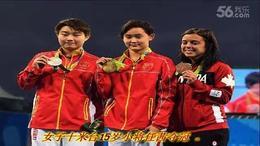 里约奥运会中国金牌榜
