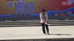 2017年隆林县德峨跳坡节红头苗芦笙大赛3号选手