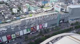 Grand Rama 9 CBD in Bangkok   Mavic Pro 4K