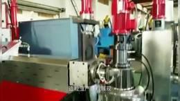 中塑机械 PE薄膜造粒机