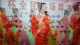 望田镇南街舞蹈队                 腰鼓【东方红】