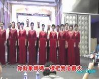 党呀 亲爱的妈妈 烟台春蕾艺术团香港演出 摄制张展久