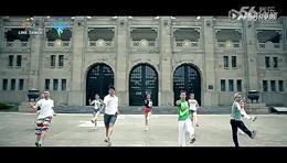 【排舞中国】《幸福排舞》教学版