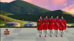舞蹈《又见山里红》表演:英英