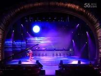 云南企业孝道文化年颁奖盛典 七乡艺术团舞蹈 踩月亮