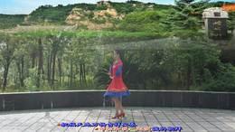《我在甘肃等你来》203丁丁深圳冰之霞九江丁丁广场舞编舞:王梅