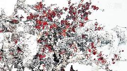 笔尖上的长安之国画家胡西铭篇 金安传媒