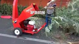 树枝粉碎机