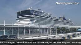 6 of The Largest Cruise Ships Ever