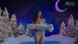 维多利亚的秘密性感内衣超模最新圣诞单曲Santa Baby