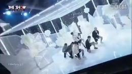 '【维斯独家】防弹少年团BTS《I NEED U》现场版150505...