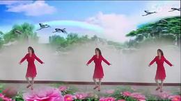 明英广场舞(春天的心跳)恋舞个人版01