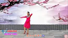 威远幸福广场舞队《你来我才红透》224