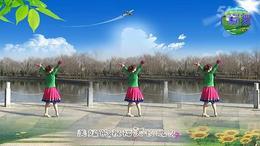 甘肃英儿快乐广场舞【草原祝酒歌】编舞廖弟