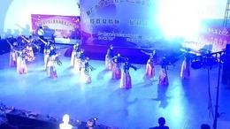大型藏族舞蹈溜溜的康定溜溜的情