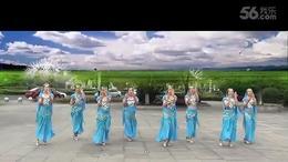 宜兴果果广场舞-新建镇全民健身节派出所舞蹈《Dhoom Dhoom》