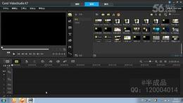 会声会影X7教程 4.录制电脑屏幕桌面 录制游戏视频、...