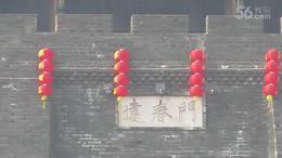 三江滨畔 贡江建春门