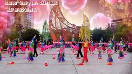 重庆红蜻蜓广场舞《美丽中国》(六周年庆)