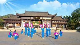 南沙社区健身队《香山武舞》