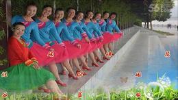 姐妹花格格广场舞队-姐妹花