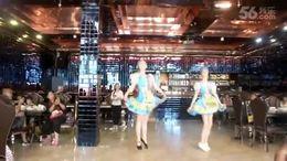 吃西餐看洋妞跳舞_俄罗斯红石市北京饭店2017