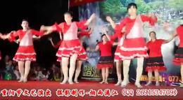 桂林大圩镇2015年重阳节文艺演出2