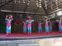 西双版纳雨林谷  歌舞表演<二>