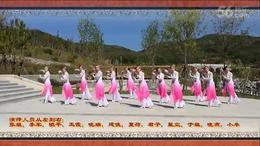 鲁大夏荷子龙明星队12人原版《旗袍美人》