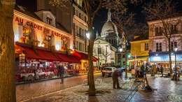 TimeLapse Paris HD    Night Life in Paris   2015