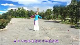 龙岩舞之乐广场舞 阿妈佛心上的一朵莲