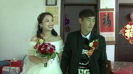 李明君 王瑶婚礼全程快剪
