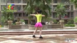 杨丽萍原创广场舞 32 英文健身操