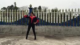 广场舞 花开的时候你就来看我 粟溪广场舞 彭小辉...