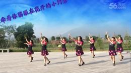 活力舞动广场舞团体版《月亮女神》
