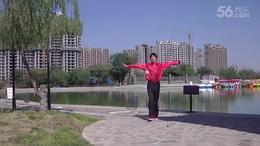 明英广场舞《祝酒歌》编舞:廖第,视频制作拍摄:快乐舞迷01