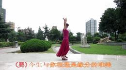 玉米广场舞 红尘蝶恋  玉米正反面演示,亢龙无悔原创